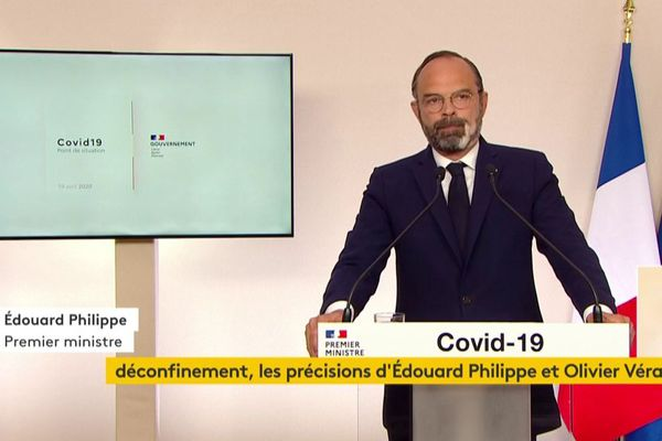 édouard philippe 19 avril point