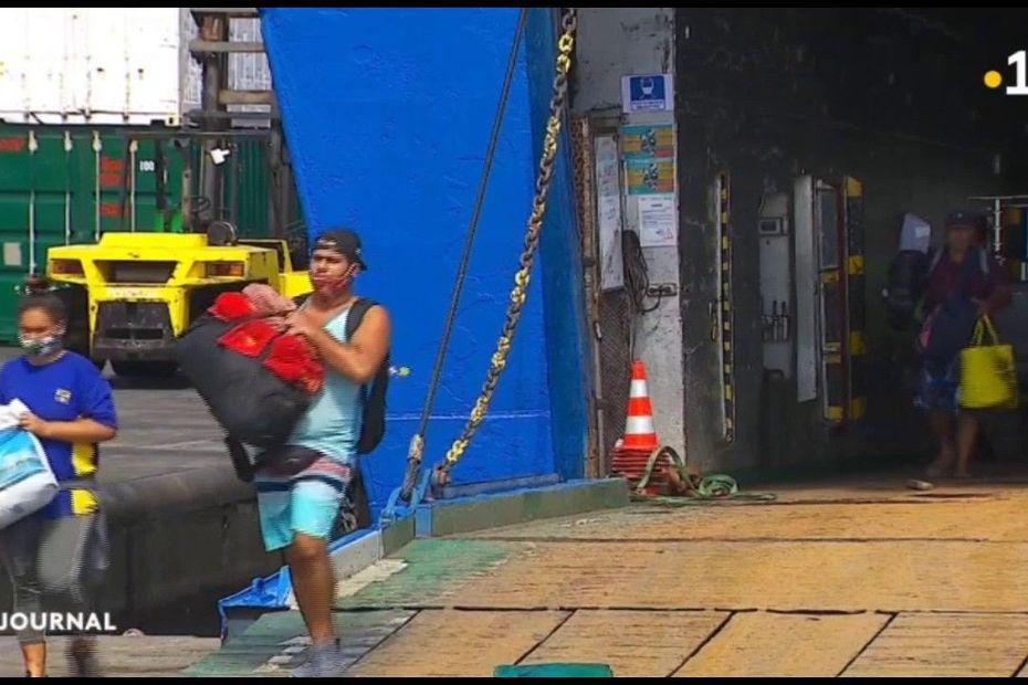 Polynésie la 1ère - cover
