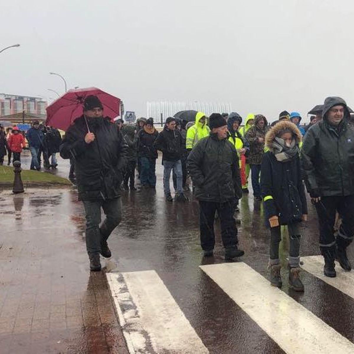 Grève du 5 décembre : forte mobilisation à Saint-Pierre et Miquelon