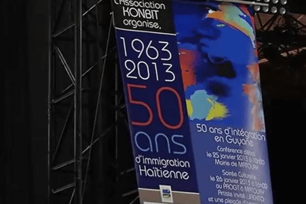 50 ans immigration haîtienne