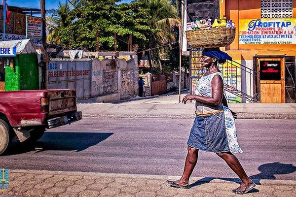 Dernière étape caribéenne pour François Hollande : Haïti