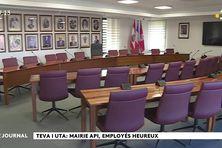 Ouverture au public de la nouvelle mairie de Teva I Uta