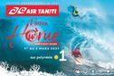 Suivez la Air Tahiti Rairoa Horue sur Polynésie La 1ère