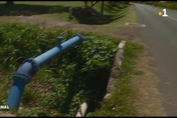 Moorea : de l'eau potable pour tous d'ici 2022 ?