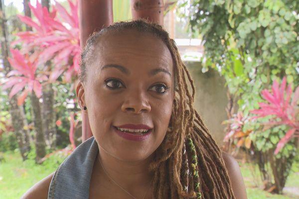 Valérie Tribord chanteuse