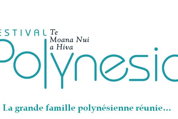 Affiche du festival Te Moana Nui a Hiva du 12 au 17 septembre