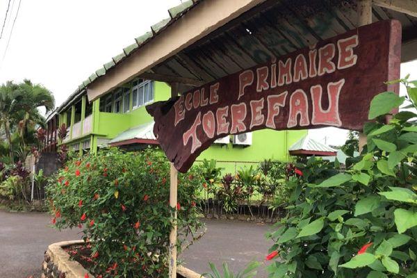 Ecole primaire Toerefau