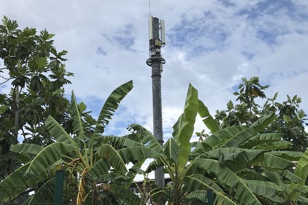 Antenne téléphone