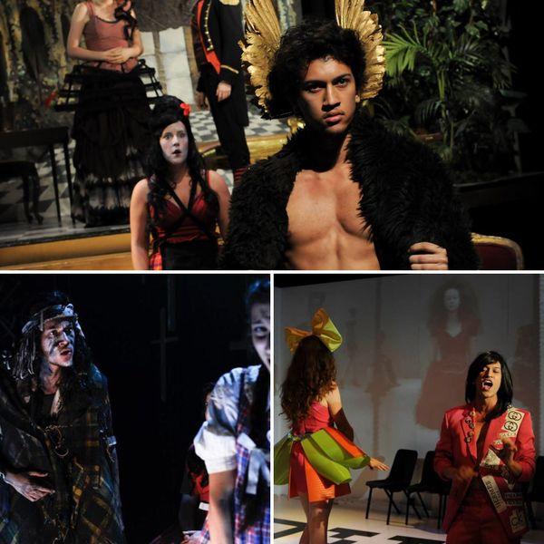 Danse, chants, acting, Kevin a reçu une formation complète à l'AIMDA