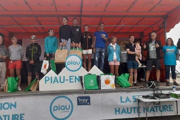 El Habib Zoubert Tecno Tour de la Gela Pyrénées