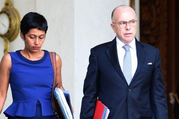 Ericka Bareigts et Bernard Cazeneuve annoncent des renforts policiers en Guadeloupe