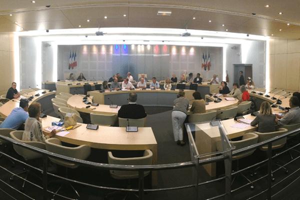 divisions conseil municipal nouméa