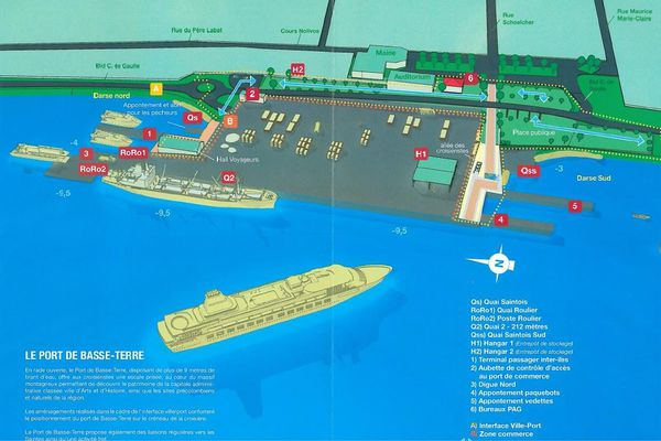 port de Basse-Terre