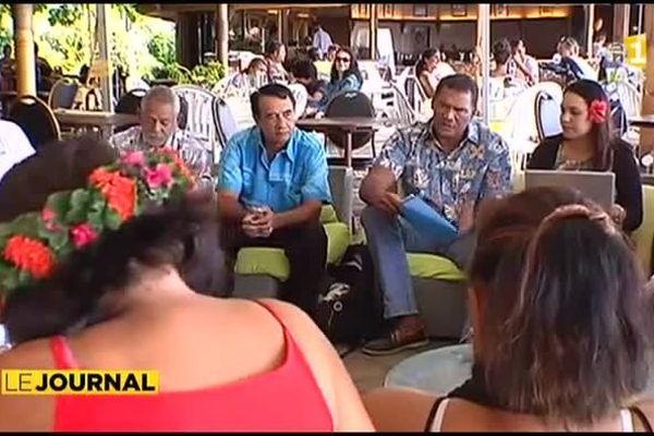 Législatives : Tauhiti Nena sort de son silence