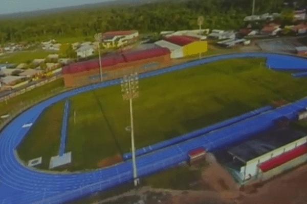 Guyane Base avancée