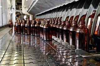 Environ 45 millions chopines de bières sont récupérées chaque année par les Brasseries de Bourbon