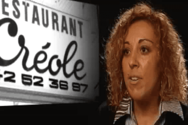 Tdv restauratrice guyanaise