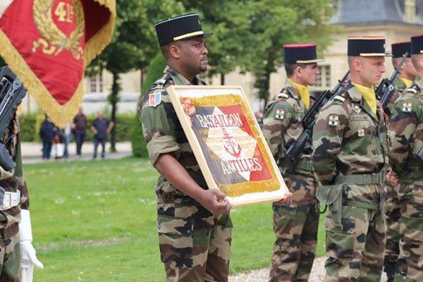 Le Bataillon des Antilles