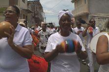 Manifestation du 22 mai 2019 dans la commune du Prêcheur. (22 mai 2019).