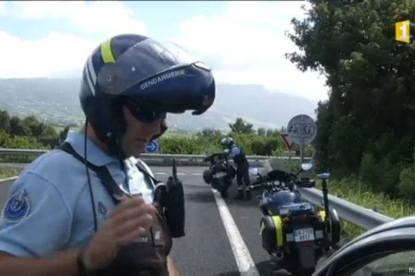 20160108 Controle gendarmerie vitesse