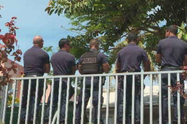 Réforme des retraites : mobilisation des policiers