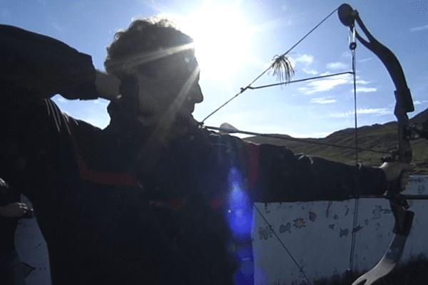 chasse tir à l'arc