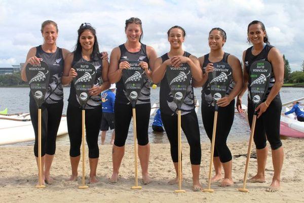 Nouvelles Zélande femmes V6