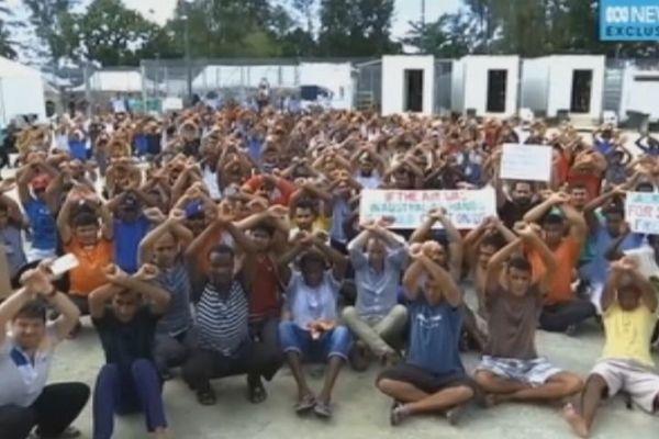 australie : réfugiés papous de Manus
