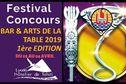 1er concours Festival du Bar & des Arts de la Table en direct web & radio !