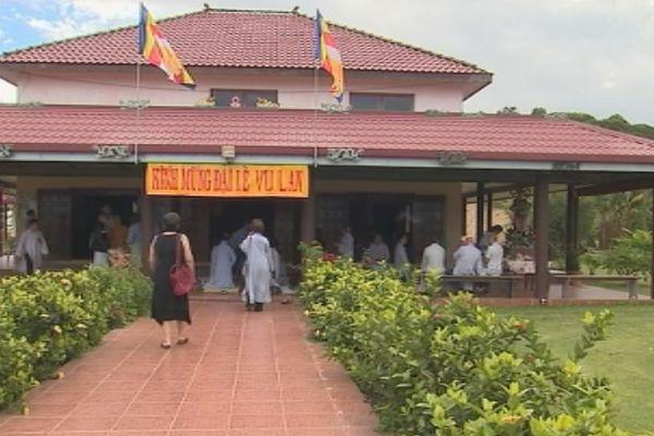 Temple bouddhiste : Lê Vu-Lan