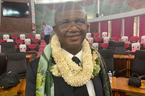 Mohamed Boinariziki réélu président de la ligue mahoraise de football