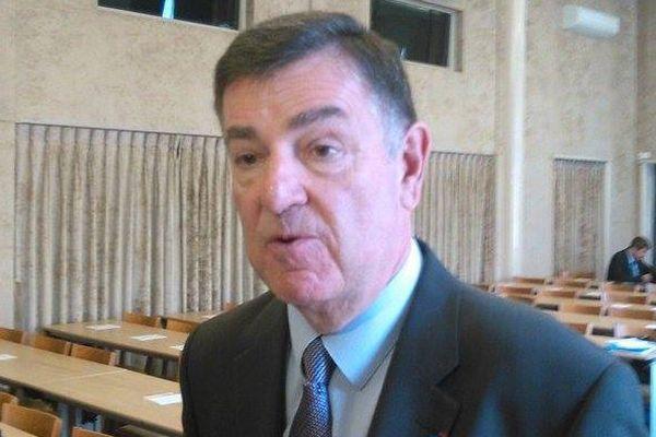 Jean-Pierre Philibert, président de la FEDOM