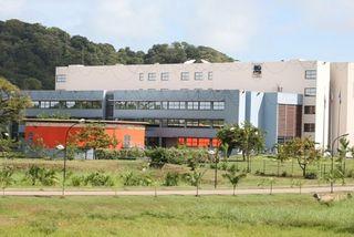 La cité administrative régionale de Guyane