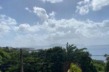 présence de particules fines PM10 et PM2,5 dans l'air au dessus de la Martinique