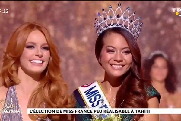 L'élection de Miss France 2020 n'aura pas lieu à Tahiti