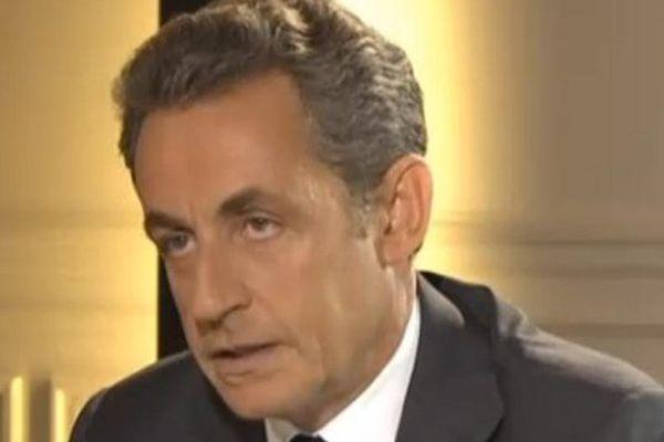 Nicoas Sarkozy