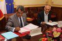 Convention de coopération scientifique entre la Polynésie et le CNRS