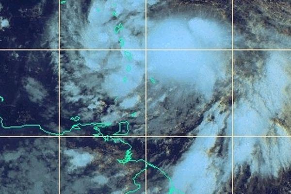 Le Cyclone Isaac