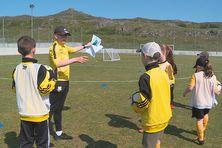 Les jeunes de l'ASIA sont formés pour devenir les entraîneurs de demain