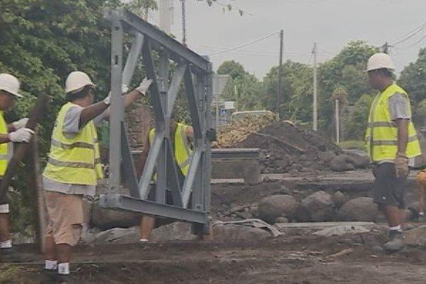 Bientôt un pont pour la Matatia
