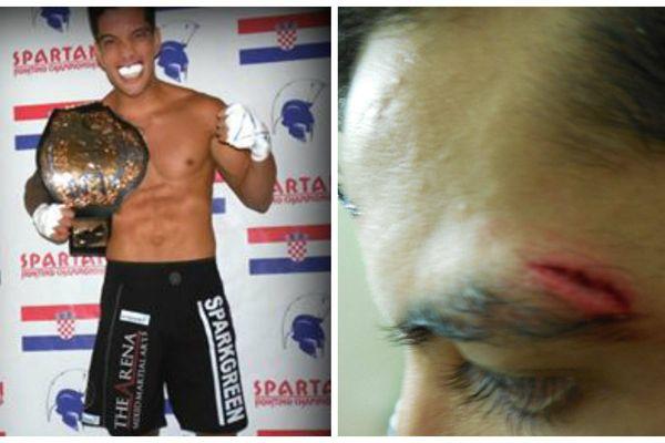 Boxe : Raihere Dudes, champion d'Europe en MMA