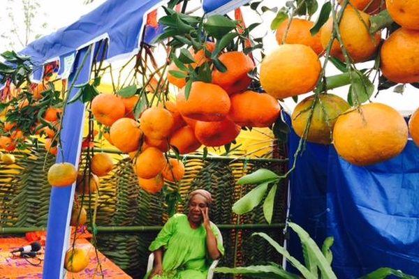 Fête mandarine Canala