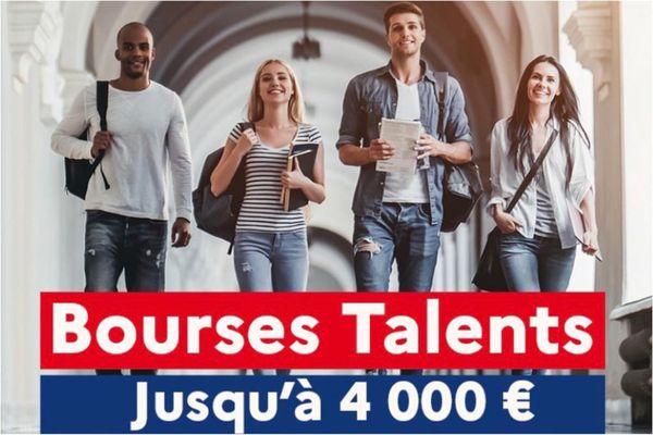 """Bourse / aide état /""""bourses talents"""""""