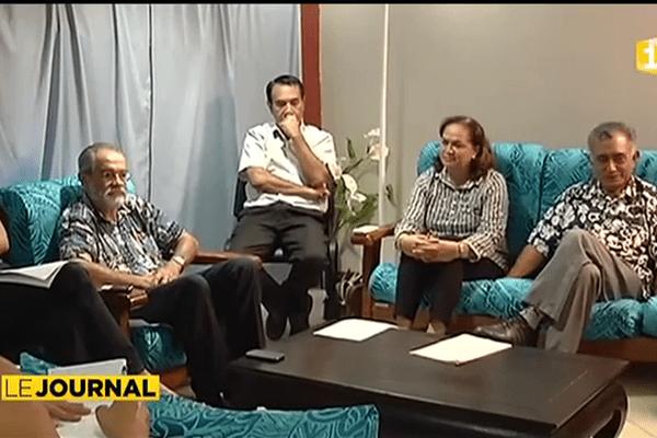 Oscar Temaru demande la mise en place de programmes d'éducation politique