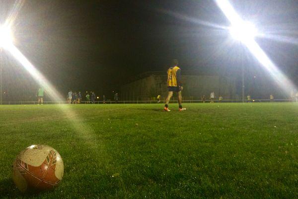 Terrain d'entraînement du Stade Aurillacois