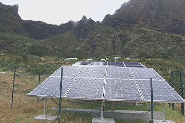 Photovoltaïque à marla