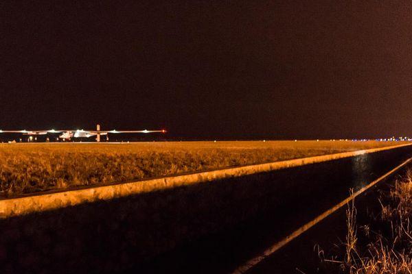 Solar impulse 2 nanjing