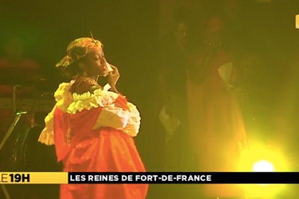 Reine Fort de france