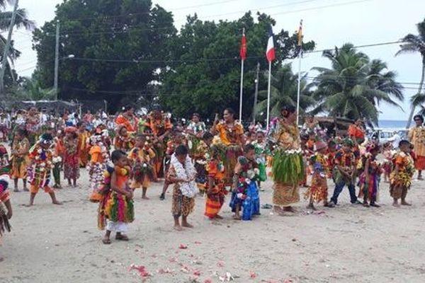 le 29 juillet 2018 fête du territoire à Futuna