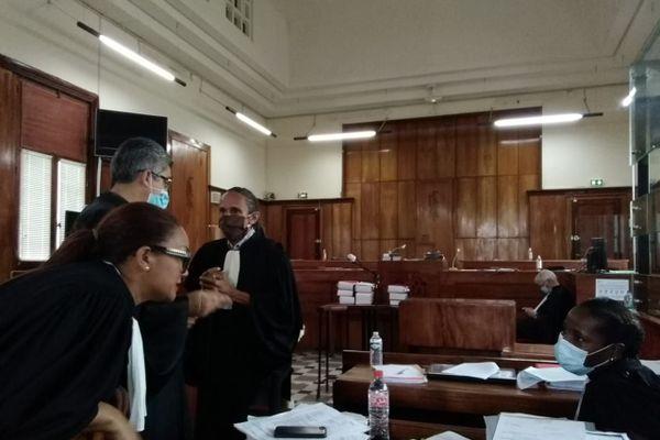 Procès Affaire Dimitri Errin